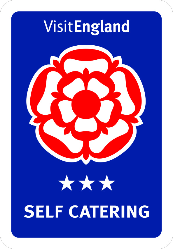 Visit England 3 Star Rated Self Catering